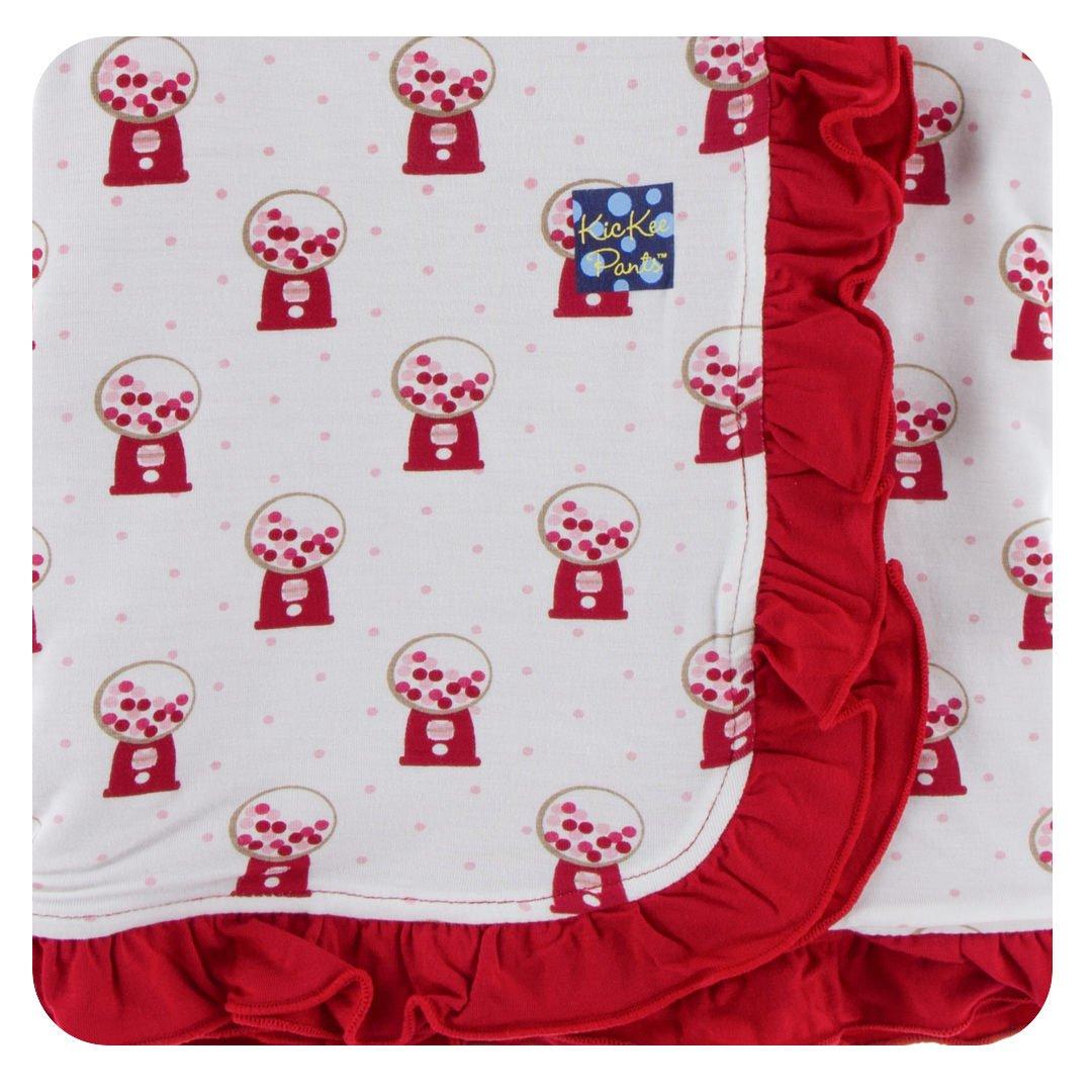 【あす楽対応】 Kickee Pants SLEEPWEAR ベビーガールズ One Gumball Size Natural Gumball 1 Machine ベビーガールズ 1 B077T858KD, レザー生地販売 「布百選」:61fa77a9 --- a0267596.xsph.ru