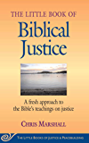 Little Book of Biblical Justice: A Fresh Approach To The Bible's Teachings On Justice (Justice and Peacebuilding)