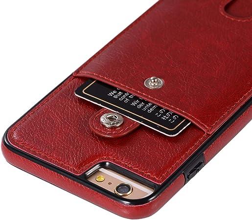 Jaorty Schutzhülle Aus Pu Leder Für Iphone 6 Elektronik