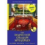 The Inspector Graham Mysteries: Books 5-7