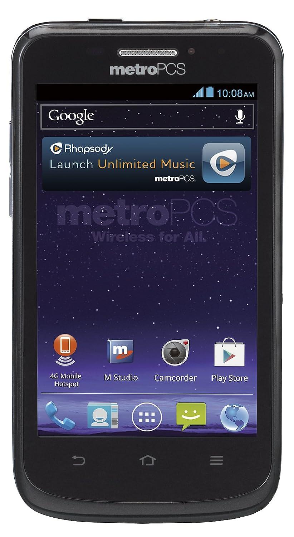 com zte avid g prepaid android phone metropcs cell com zte avid 4g prepaid android phone metropcs cell phones accessories