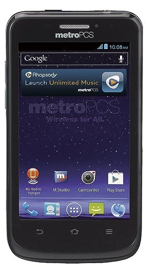 ZTE Avid 4G Prepaid Android Phone (MetroPCS)