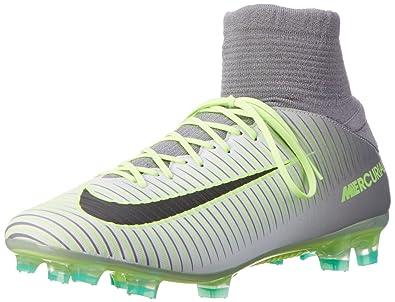 Nike Mercurial Veloce III DF FG Mens Soccer Cleat 95 DM US