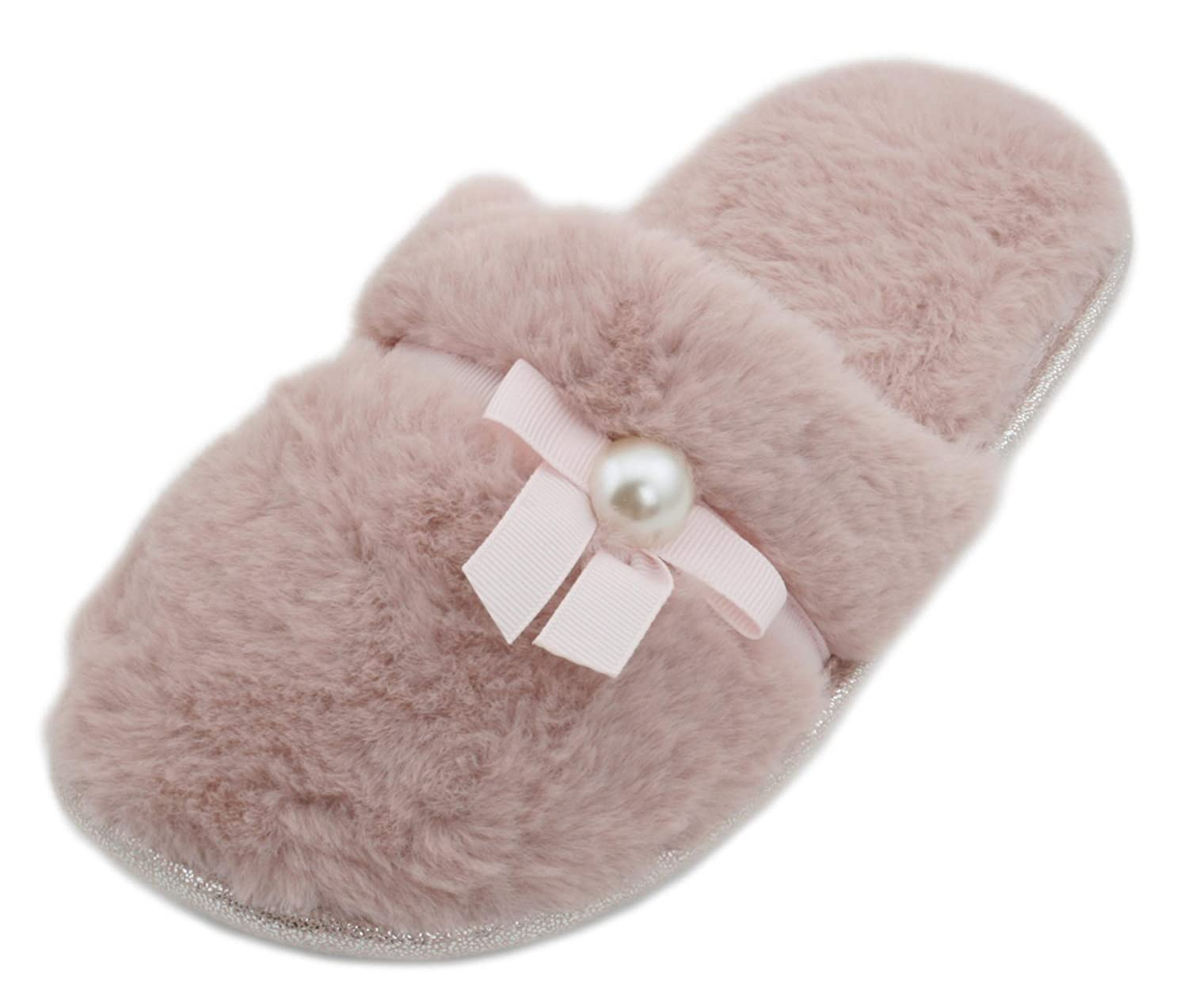 SlumberzzZ , B079QKWNP8 Mules Mules , Femme Rose 77a1579 - fast-weightloss-diet.space