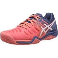 ASICS 女士凝胶 - Resolution 7 Clay 网球鞋
