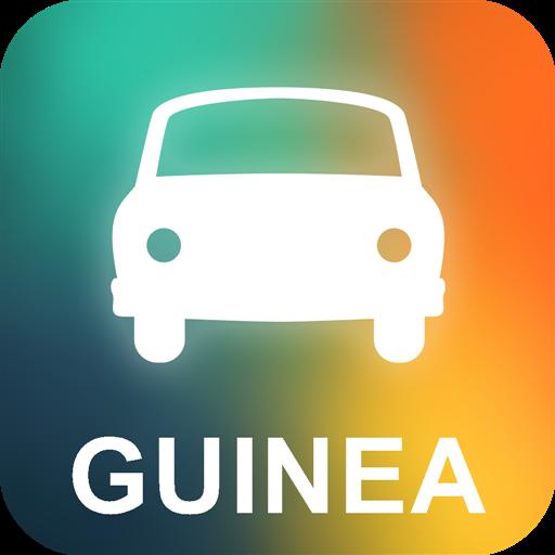 Guinea GPS Navigation