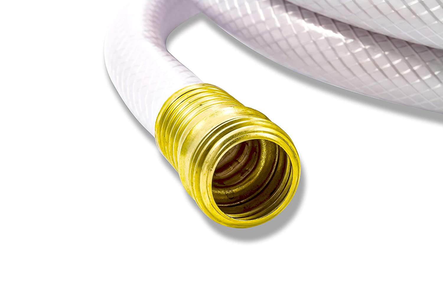 Reinforced for Maximum Kink Resistance 1//2Inner Diameter Camco 10ft TastePURE Drinking Water Hose Lead and BPA Free 22743