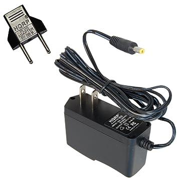 HQRP Adaptador de CA para Omron M5, M5-I, M4-I, M4, M7 Duo (773), M5 Professional, M8 Comfort Plus Tensiómetro electrónico: Amazon.es: Electrónica