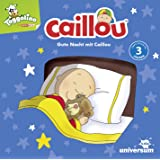 Gute Nacht mit Caillou CD