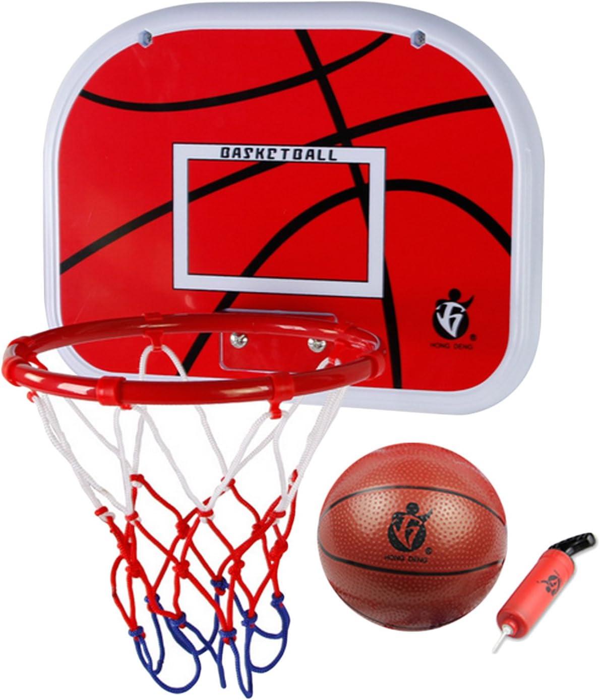 Canasta Baloncesto Pared,Mini Canasta,Mini Aro De Baloncesto Con ...
