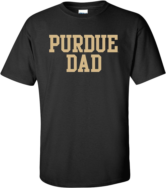 NCAA Dad Basic Block, Team Color T Shirt, College, University T-Shirt