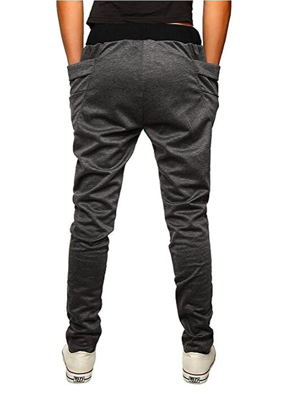 OBT Boys Slim Casual Comfy Skinny Running Jogger Pants