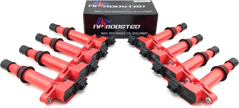 For 2001 Dodge Dakota V8 4.7 Ignition Coil