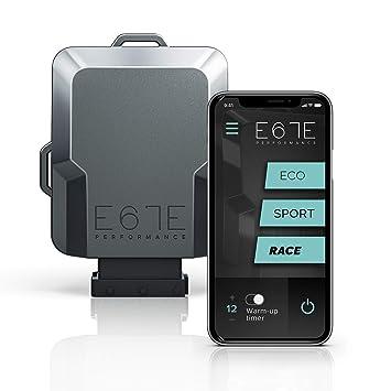 Performance Box E67E Black with App-Control ix35 (LM) 1 7 CRDi (114