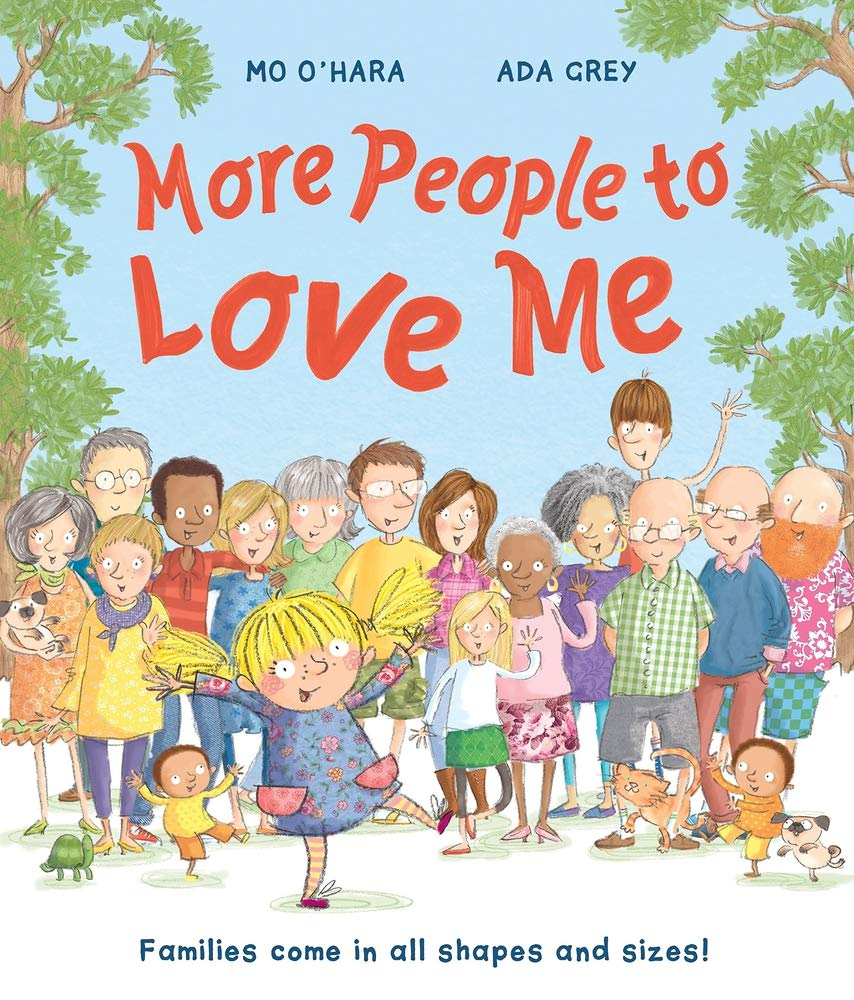 More People to Love Me: Amazon.co.uk: Mo O'Hara, Ada Grey ...