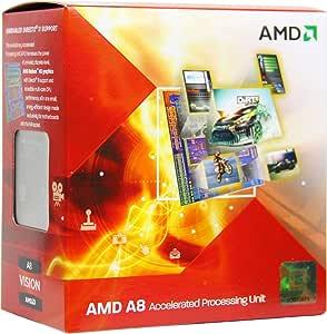 AMD A Series 2.5 GHz A8-3820 Processor AD3820OJGXBOX