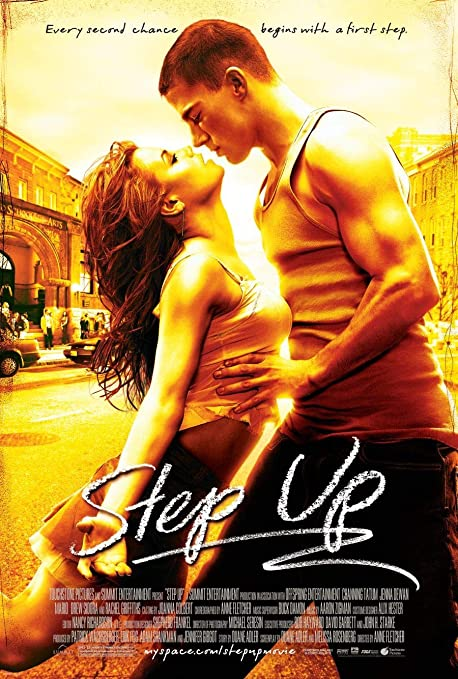 STEP UP MOVIE POSTER 24 X 36 INCH