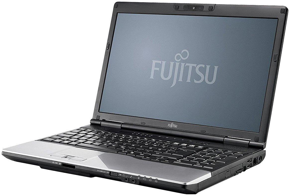 Fujitsu Lifebook E752, 39,6 cm/15,6, Core i5, 4 GB, 320 GB, Win 10 (Restaurado.): Amazon.es: Informática