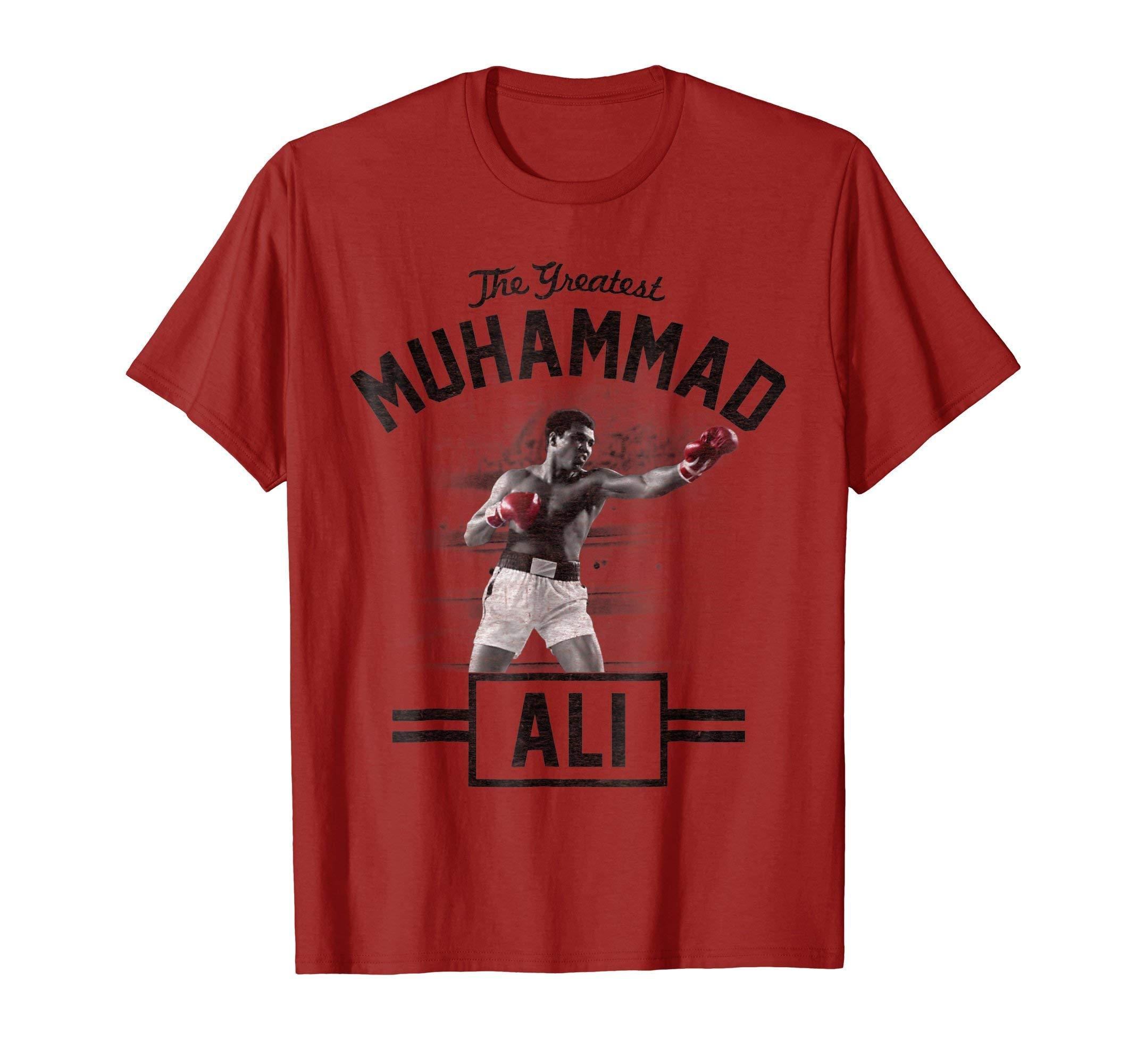 Muhammad Ali Greatest T Shirt 1715