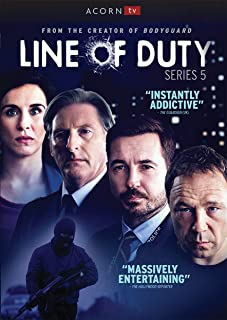 Book Cover: Line of Duty Series 5