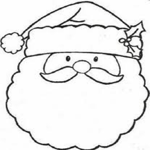 Bell Holiday Ornament - Christmas coloring book