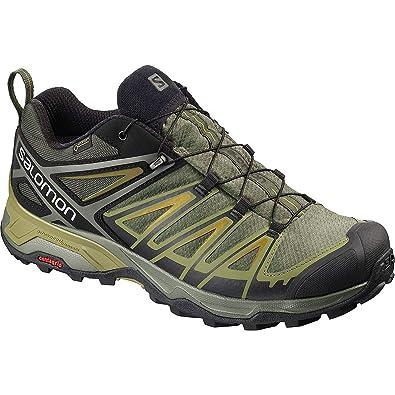 90eb9f74 SALOMON Men's Shoes X Ultra 3 Wide GTX Running Shoes Trail Hiking ...