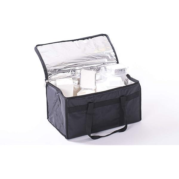 Bolsa con aislante térmico para reparto de comida a domicilio (T3 ...