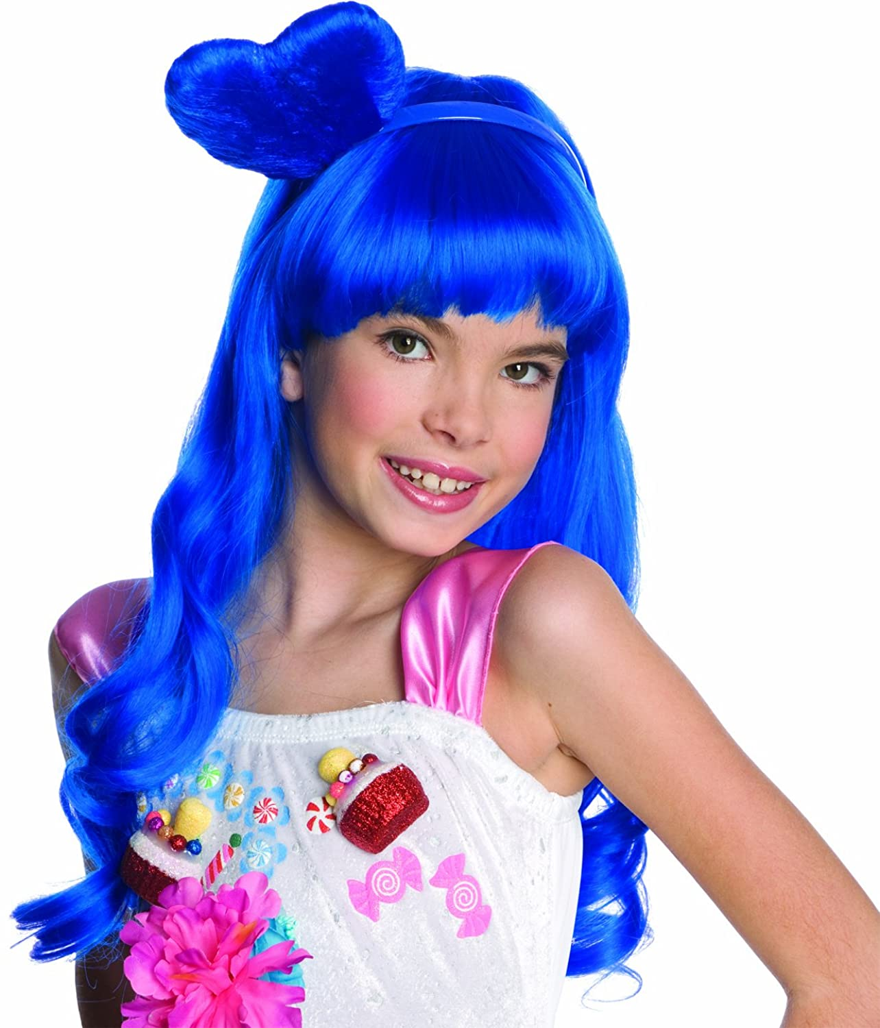 rubie u0027s costume co rubies katy perry child u0027s california gurl blue