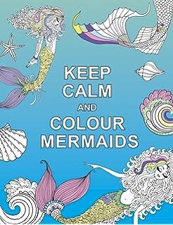 Keep Calm and Colour Unicorns (Huck & Pucker Colouring Books ...