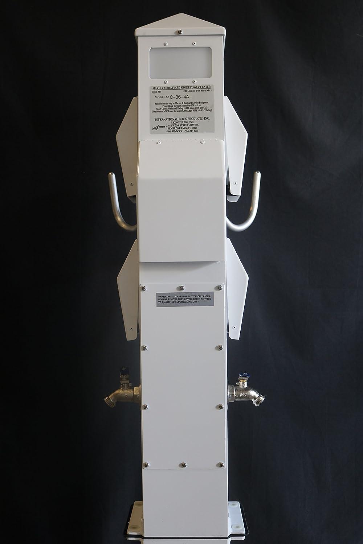 Intl Dock SPC-36-4A-498 Shore Power Pedestall