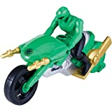 Power Rangers - 38073 - Figurine - Pwr - Moto Super Megaforce - Vert