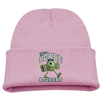 7da4f4389c1 Mike Scare Student Monster University Warm Winter Hat Knit Beanie Skull Cap  Cuff Beanie Hat Winter Hats Girls  Amazon.ca  Sports   Outdoors