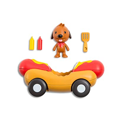 Sago Mini–Vehicles: Harvey's Veggie Dog Car (778988537992): Toys & Games