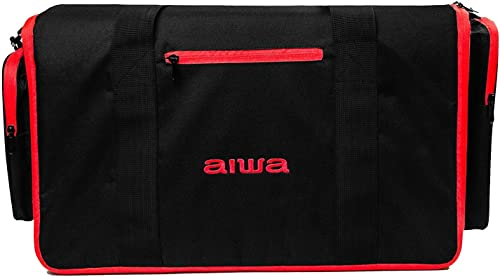 Carrying Case Travel Bag for Aiwa Exos-9 Portable Bluetooth Speaker