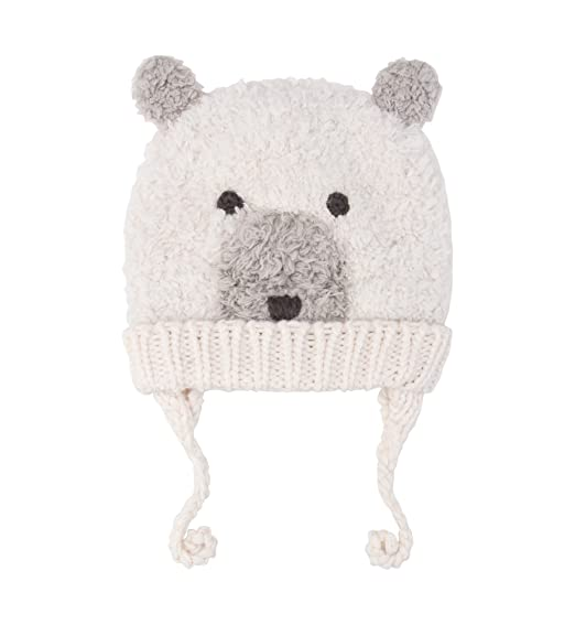 b3a27abf8 Sumolux Baby Toddler Earflap Beanies Hat Knitted Animal Ears Lined Cap  Winter