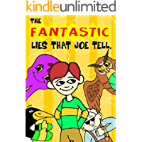 Fantastic Lies that Joe Tell - A Book with Pictures on Manners for children aged 3-5 years about teaching kids to tell…