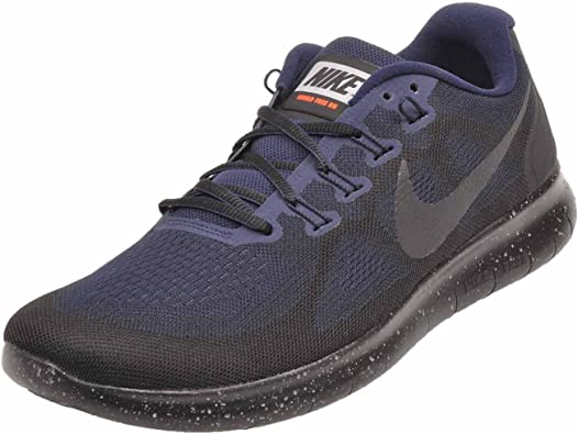 NIKE Herren Free Run 2017 Shield, Zapatillas de Entrenamiento ...