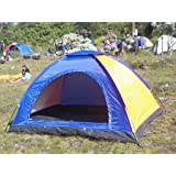 Dealcrox New 6 Person Tent For Camping Waterproof Outdoor Tent/Tent House