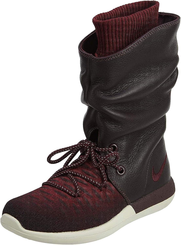 Amazon.com | Nike Womens Roshe Two Hi Flyknit Trainers 861708