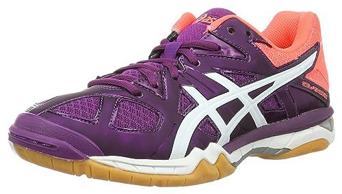 zapatos de voleibol asics