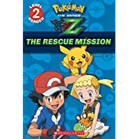 The Rescue Mission (Pokémon Leveled Reader)
