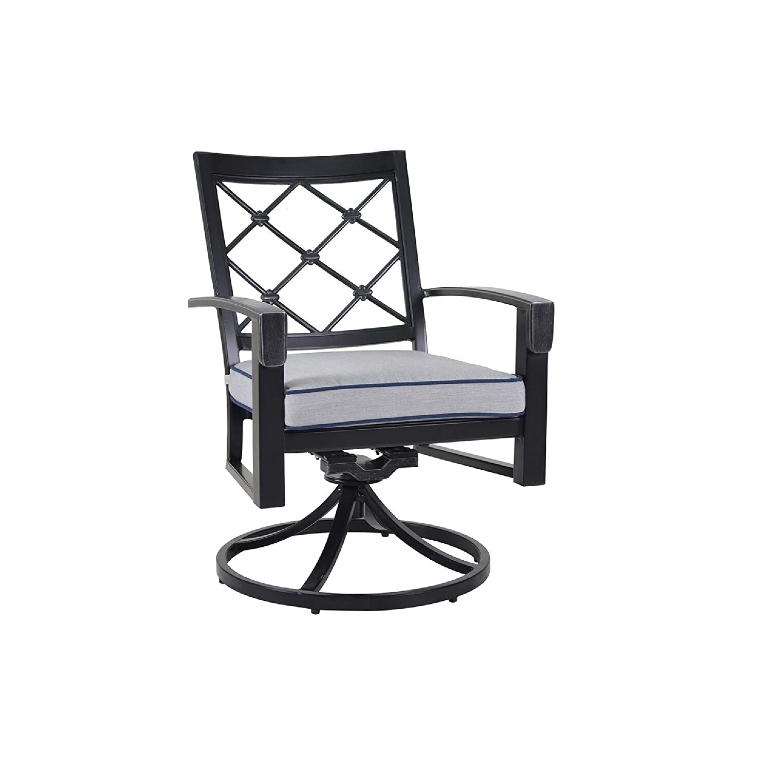 Prime Amazon Com 36 Outdoor Dining Swivel Rocking Chair Pack Of Unemploymentrelief Wooden Chair Designs For Living Room Unemploymentrelieforg