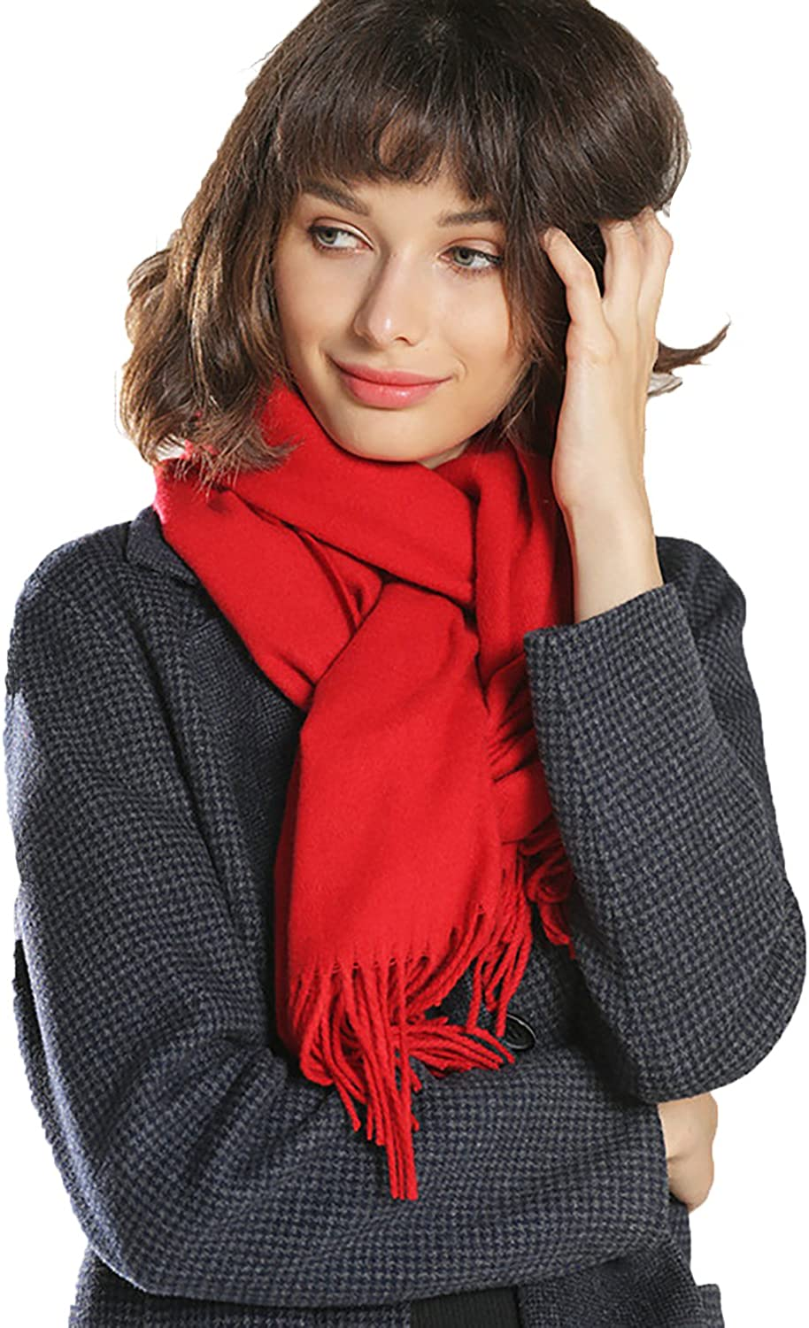 Luxry Cashmere Scarf Goat...