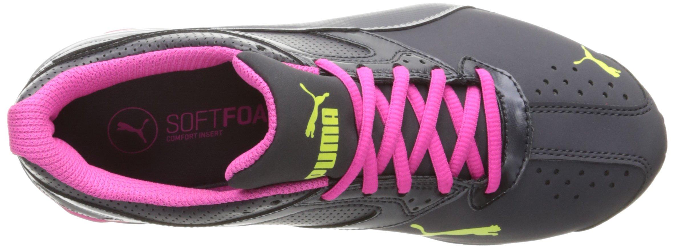 PUMA Women's Tazon 6 WN's fm Sneaker Periscope Silver-Pink glo, 6 M US by PUMA (Image #8)