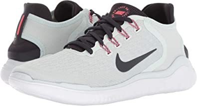 cheap for discount 90e92 4cd7c Nike WMNS Free RN 2018, Chaussures de Fitness Femme, Multicolore (Barely  Oil Grey