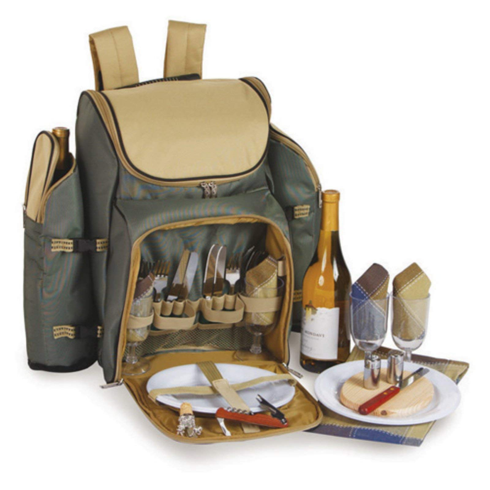 OKSLO Tandoor 4 person picnic backpack
