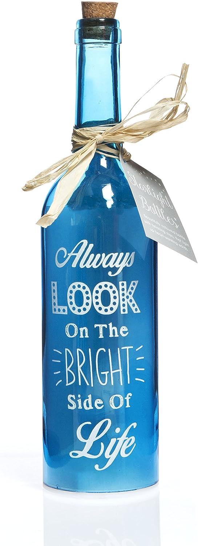 Boxer Bright Side of Life–de Botella, Color Azul