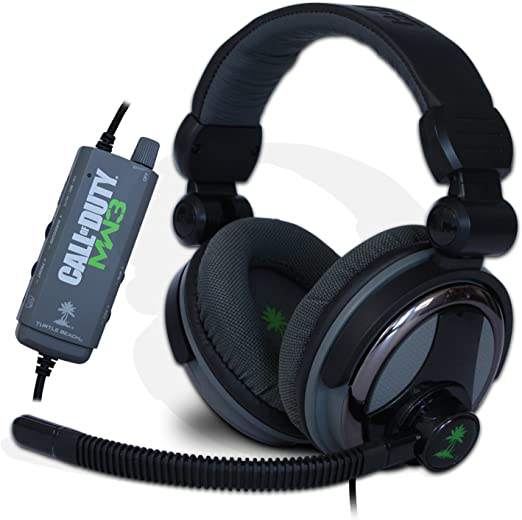 Turtle Beach Ear Force Z6A - Auriculares de diadema para PS3/Xbox ...