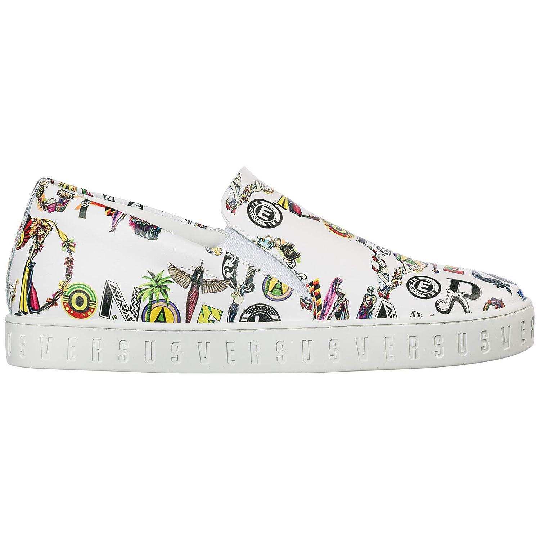 Multicolor Versus Versace Men Sneakers Multicolor