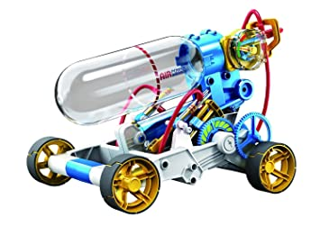 the source 51877 air powered engine car build it yourself kit